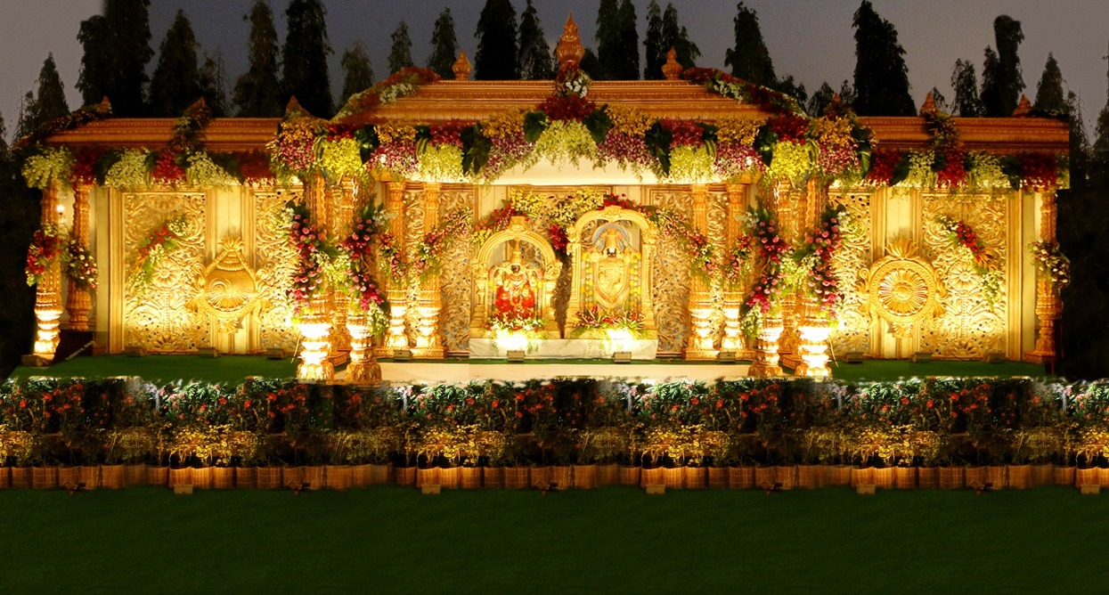 Flower Decoration For Reception In Hyderabad Flowers Healthy